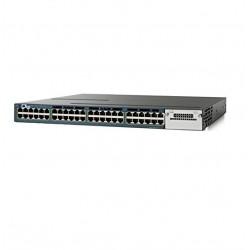 Conmutador Cisco WS-C3560X-48P-L Ethernet 48 Puertos Gestionable Capa 2 compatible 1U Alto