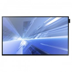 "Monitor SAMSUMG DB32E LH32DBEPLGA Slim Direct-Lit LED 32"" 1920X1080 Ethernet DMI DVI VGA USB"