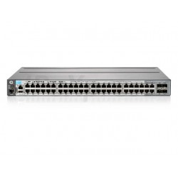 Switche HPE JL173A 52 Puertos Gestionable 48 Red 4 Red PoE 370w 2 Capa compatible