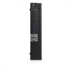 Desktop DELL Optiplex 7040 Micro YKGXJ Ci5-6500T 4G 500G USB HDMI DisplayPort Win10 Pro