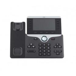 Telefono CISCO CP-8841-K9 IP VoIP Altavoz Red PoE Ports Cable Montable en Pared
