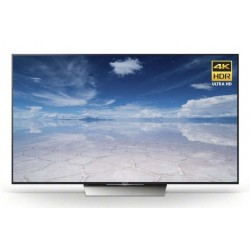 "TV SONY XBR-65X850E LED 65"" UHD 4k 3840 x 2160 Smart HDMI USB Ethernet Wifi 120hz Android TV"