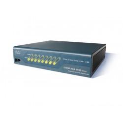 Dispositivo CISCO ASA5505-K8 de Seguridad de Red/Firewall 8 Puerto Fast Ethernet 2xPoE Ports 1
