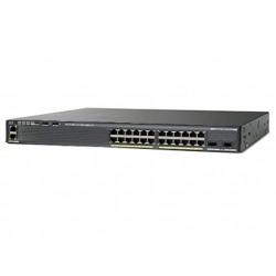 Conmutador CISCO WS-C2960XR-24PD-I Ethernet Catalyst 24 Puertos Gestionable 3 Capa