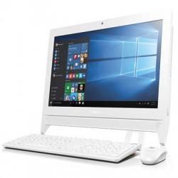 """Desktop LENOVO IdeaCentre C20-00 F0BB00AALD Pentium N 3700 4GB DDR3L 1TB LED19.5"""" HD Graphics Unidad Óptica DVD R RW W10 Home"""