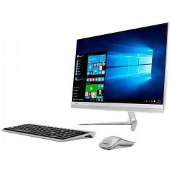 "Desktop LENOVO Ideacentre 510-22ASR F0CC000NLD AIO AMD A9 9410 6GB DDR4 1TB LED 21.5"" Multi Touch U Óptica No Incluida W10 Home"