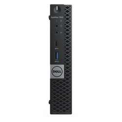 Desktop DELL Optiplex 7050 Micro 210-AKOM Ci5-6500T 8G 256Gb USB HDMI DisplayPort Win10 Pro