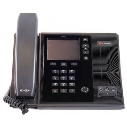 Teléfono POLYCOM CX 600 IP Phone for MicrosoftLync POE 2200-15987-025
