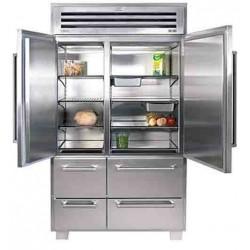 Refrigerador Sub-Zero 648PROG 48 con Puerta de Cristal