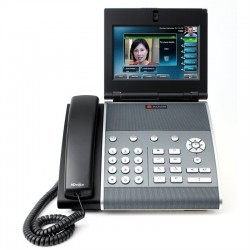 Teléfono IP con videoconferencia Polycom VVX 1500D