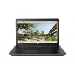 """Workstation HP ZBook 17 G3 W0R41LT Xeon E3-1535m 16GB DDR4L 1TB 256GB LED 17.3"""" Nvidia Quadro M3000M 4GB W7 10 Pro"""