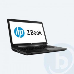 "Workstation HP ZBook 17 G3 W0R41LT Xeon E3-1535m 16GB DDR4L 1TB 256GB LED 17.3"" Nvidia Quadro M3000M 4GB W7 10 Pro"