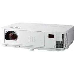 Proyector NEC M323W DLP WXGA 1280x800 3200 Lúmenes 3D 720p HDTV HDMI USB