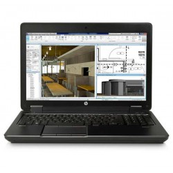 "Workstation HP ZBook V1P95LT 15studio CI7 16GB DDR4 512GB LED 15.6"" NVIDIA Quadro M1000 4GB W7 10 pro"