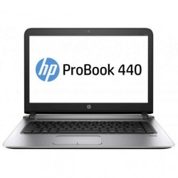 "Laptop HP ProBook 440 G4 1LQ38LA Ci7 8GB DDR3L 1TB LED 14"" HD Graphics 620 U Óptica No Incluida W10 Home"