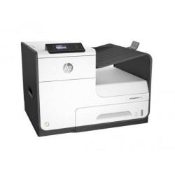 Impresora HP PageWide Pro 452dw D3Q16C Inyección Resolución 1200x1200 dpi WiFi Ethernet USB.