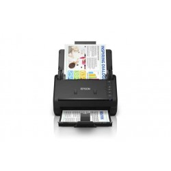 Escáner EPSON WorkForce ES-500W B11B228201 Duplex Resolución 600x1200 dpi 30 bits ADF Wi FI USB
