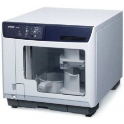 Impresora EPSON DiscProducer PP-100II C11CD37001 1440x720 dpi Para CDs y DVD capacidad de 100 discos USB