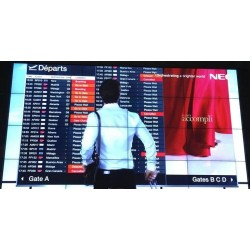 "Monitor NEC UN551S MultiSync LED 55"" Video Wall Display Full HD 1920 x 1080 HDMI DisplayPort"