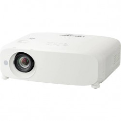 Proyector PANASONIC PT-VW535NU 3 LCD WXGA 5,000 Lumenes High Brightness Portable Projector Wireless Network