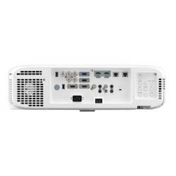 Proyector PANASONIC PT-EZ590U 3LCD WUXGA 5,400 Lumenes HDMI USB VGA DVI-D LAN WiFi Opcional Sustituye EZ580