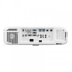Proyector PANASONIC PT-EZ590LU 3LCD WUXGA 5,400 Lumenes HDMI USB VGA DVI-D LAN WiFi Opcional