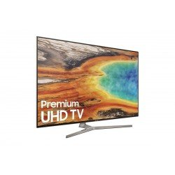 "TV SAMSUNG UN-75MU9000 4K HDMI USB Bluetooth WiFi LED 75"" Gris"