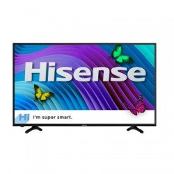 "TV HISENSE 43H6D LED 43"" UltraHD SmartTV HDMI USB 2 Años de Garantía"