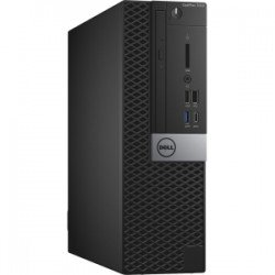 Desktop DELL Optiplex 7050 YD5MK SFF Ci7 4.2Ghz 8G 1Tb HDMI DisplayPort USB VGA Win10 Pro