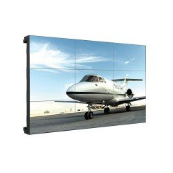 "Monitor LG 55LV35A Video Wall LED 55"" Full HD 1920 x 1080 24/7 1.5mm Bezel Ethernet HDMI DVID USB"