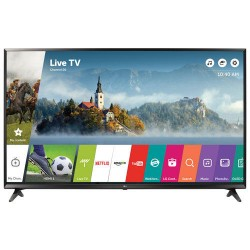 "TV LG Smart 60UJ6300 LED 60"" webOS 3.5 UHD 4K 3840 X 2160 USB HDMI"