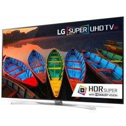 "Televisión LG Smart 75SJ8570 LED 75"" UHD 4K 3840 X 2160 Nano Cell Display Ethernet LAN inalámbrica DTS ULTRA HD USB HDMI"