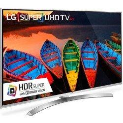 "Televisión LG Smart 65SJ8500 LED 65"" UHD 4K 3840 X 2160 Nano Cell Display Ethernet LAN inalámbrica DTS ULTRA HD USB HDMI"