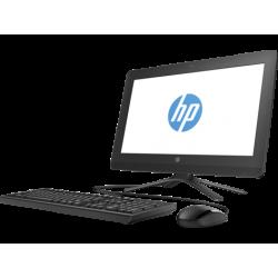 "Desktop HP 205 G3 Z2A75LT AMD E2 7110 4GB DDR3L 1TB AIO LED 19.5"" AMD Radeon Serie R2 U Óptica DVDR RW W10 Pro"