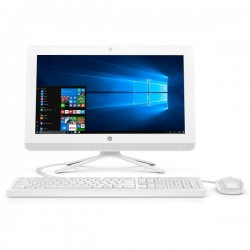 "Desktop HP Pavilion 20C206LA X6A17AA AMD A4 7210 4GB DDR3L 1TB AIO LED 19.5"" Video Radeon R3 U Óptica No Incluida W10 Home"