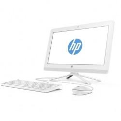 "Desktop HP Pavilion 20-c216la X6A88AA Pentium J3710 8GB DDR3L 2TB AIO LED 19.5"" HD Graphics 405 U Óptica DVDR RW W10 Home"