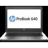 """Laptop HP ProBook 640 G3 1PE91LT Ci5 7200U 8GB DDR4 1TB LED 14"""" HD Graphics 620 U Óptica No Incluida W10 Pro"""
