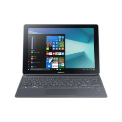 "Tablet SAMSUNG Galaxy Book 12 SM-W720 Dual Core 4GB 128GB Bluetooth Wi-Fi 802.11 b/g/n USB MicroSD LED 12"" Bluetooth W10 Home"