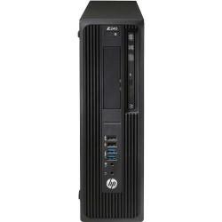 WorkStation HP Z240SFF 2VM77LT Xeon E3-1225 v6 4 GB DDR4 1 TB NVIDIA Quadro P400 U Óptica DVDRW W10 Pro