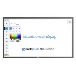 "Monitor NEC E651-T MultiSync Digital Signage Multi Touch LED 65"" 16/7 Full HD 1920 x 1080 HDMI VGA"