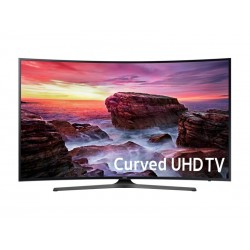 "TV SAMSUNG UN65MU6500 LED 65"" UltraHD SmartTV HDMI USB 4K Ethernet Curva"