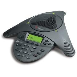 Teléfono POLYCOM SoundStation VTX1000 2200-07142-001 Inalambrico 3 Micrófonos Cardioid 300-3500Hz