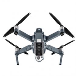Combo Drone DJI Mavic Pro 12MP 4K Negro GPS Glonass Wi Fi CP.PT.000642