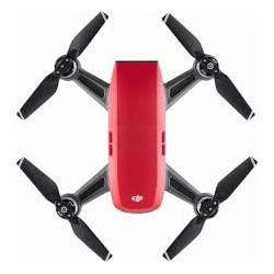 Drone DJI Spark 12MP HD CMOS 1 / 2.3 Wi Fi Rojo CP.PT.000735