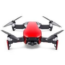 "Combo Drone DJI Mavic Air Fly 12MP 4K Sensor CMOS 1 / 2.3"" Wi-Fi Rojo Flama CP.PT.00000174.01"