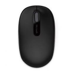 Mouse Optico Microsoft Wireless 1850 USB 2.0 Inalámbrico Negro U7Z-00008