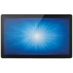 """AIO ELOTOUCH E222788 I-Series LED 21.5"""" Wide Celeron N3160 Win7 Projected Capacitive 10-touch Clear Zero-bezel Gray"""