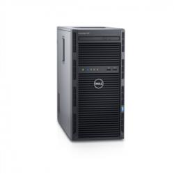 Servidor Dell PowerEdge T130 T131E30811T1Q3182 Intel Xeon E3-1225 v6 8GB 1TB DVDRW Sin Sistema Operativo