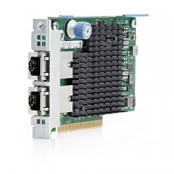 Tarjeta HP PCI Express Ethernet 561FLR-T 700699-B21 10GB de Doble Puerto