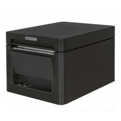 Citizen CT-E351 Impresora de Tickets Térmica Directa 203DPI Serial/USB Negro